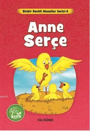 Anne Serçe