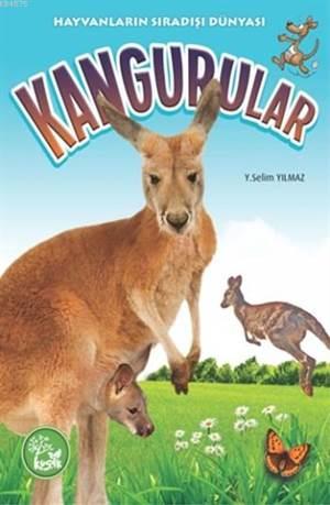 Kangurular; Hayvanların Sıradışı Dünyası
