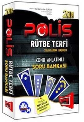 Polis Rütbe Terfi Sınavlarına Hazırlık Konu Anlatımlı Soru Bankası Yargı Yayınları 2014