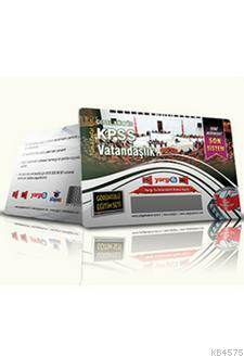 Yargı KPSS GK Vatandaşlık Görüntülü Eğitim Seti 2014