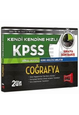 Yargı KPSS Görsel Destekli Konu Analizli Anlatım Coğrafya 2014