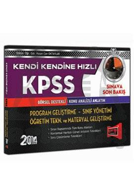 Yargı Kendi Kendine Hızlı KPSS Program Geliştirme- Sınıf Yönetimi Öğretim Tekn.ve Materyal Geliştirme 2014