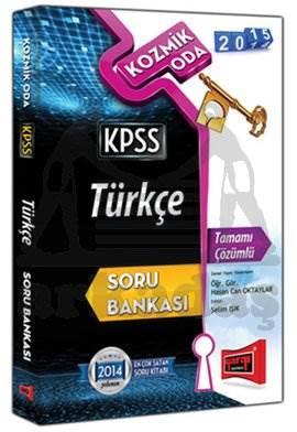 Yargı 2015 KPSS Kozmik Oda Türkçe Tamamı Çözümlü Soru Bankası