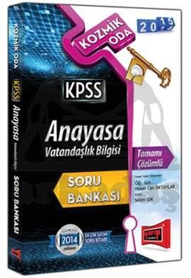 Yargı 2015 KPSS Kozmik Oda Anayasa Tamamı Çözümlü Soru Bankası