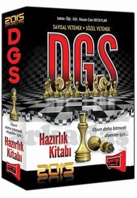 DGS Hazırlık Kitabı 2015