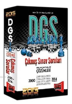 DGS 2015 Çıkmış Sınav Soruları ve Çözümleri