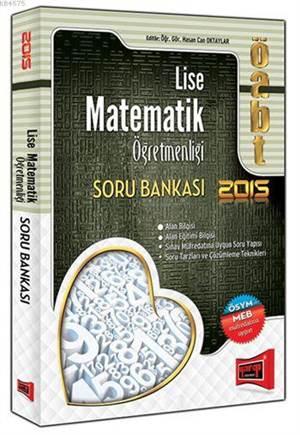 Yargı 2015 ÖABT Lise Matematik Öğretmenliği Soru Bankası