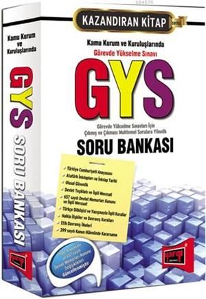 GYS Soru Bankası