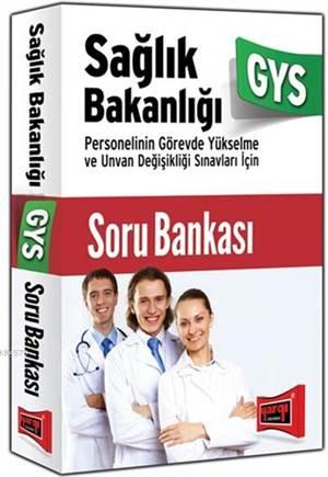 GYS Sağlık Bak. Soru Bankası