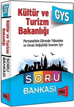 GYS Kültür ve Turizm Bakanlığı Soru Bankası 2015