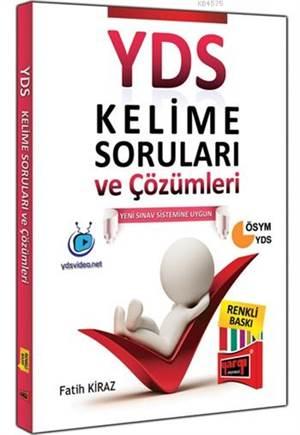 YDS Kelime Sorular ve Çözümleri (Yeni Sisteme Uygun) 2015