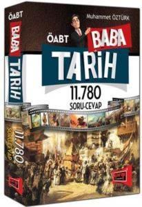 2016 ÖABT Baba Tarih 11.780 Soru Cevap