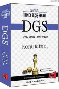 2016 Yargı DGS Konu Anlatımlı Sayısal ve Sözel