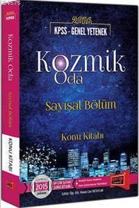 2016 Yargı KPSS Kozmik Oda Sayısal Bölüm Konu Kitabı