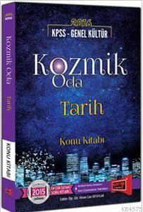 2016 Yargı KPSS Kozmik Oda Tarih Konu Kitabı