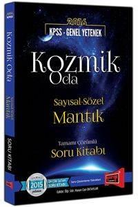 2016 Yargı KPSS Sayısal Sözel Mantık Kozmik Oda Tamamı Çözümlü Soru Kitabı