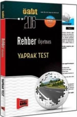 ÖABT KPSS Rehber Öğretmen Yaprak Test 2016