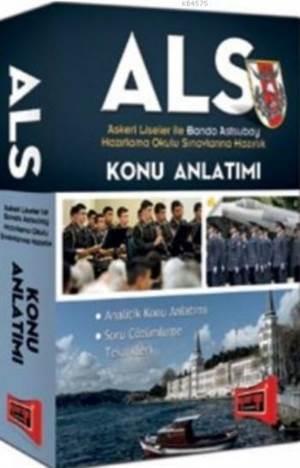Yargı Als Askeri Liseler İle Bando Astsubay Hazırlama Okulu Sınavlarına Hazırlık Konu Anlatımı