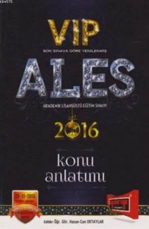 VIP ALES 2016 Konu Anlatımı