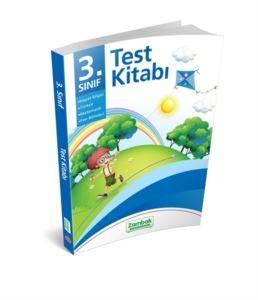 Zambak 3.Sınıf Test Kitabı