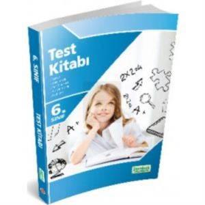 Test Kitabı 6.Sınıf Yeni Baskı