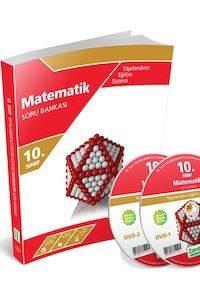 10.Sınıf Matematik Soru Bankası Yapılandırıcı Eğitim Sistemi