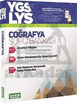 YGS LYS Coğrafya Soru Bankası