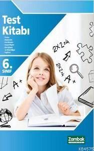 6.Sınıf Tüm Dersler Test Kitabı