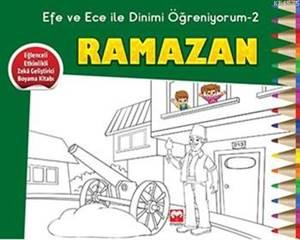 Efe Ve Ece İle Dinimi Öğreniyorum - 2 - Ramazan - (Muştu)