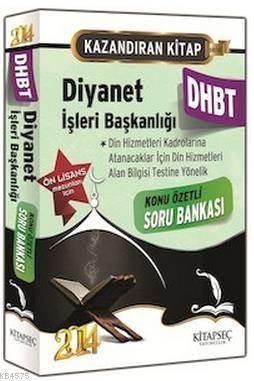 DHBT Diyanet İşleri Başkanlığı Ön Lisans Konu Özetli Soru Bankası