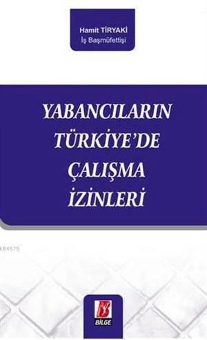 Yabancıların Türkiye'de Çalışma İzinleri