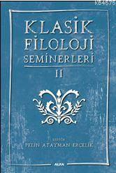 Klasik Filoloji Seminerleri-2