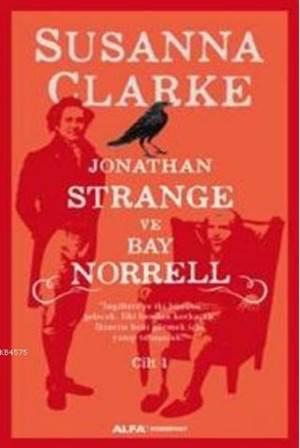 Strange ve Bay Norrell Cilt 1