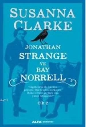 Strange ve Bay Norrell Cilt 2