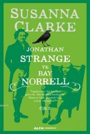 Strange ve Bay Norrell Cilt 3