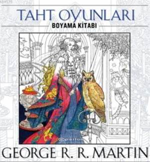 Taht Oyunları Boyama Kitabı