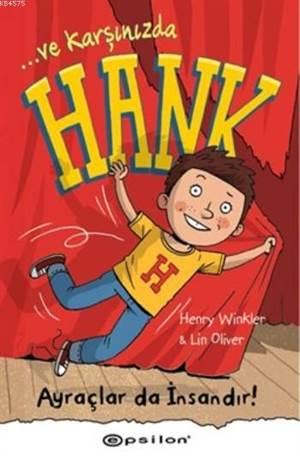 Ve Karşınızda Hank; Ayraçlar Da İnsandır