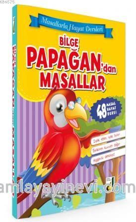 Bilge Papağan'dan Masallar ( Ciltli )