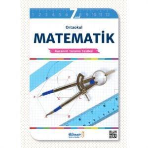BİLTEST Ortaokul 7.Sınıf Matematik Kazanım Tarama Testleri