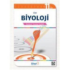 Biltest 11.Sınıf Biyoloji Kazanım Tarama Testleri