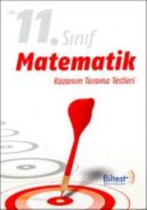 Biltest 11.Sınıf Matematik Kazanım Tarama Testleri