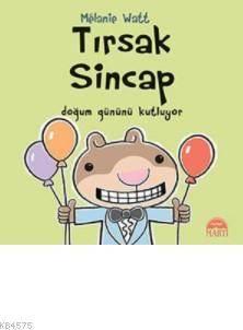 Tırsak Sincap – Doğum Gününü Kutluyor