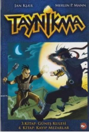 Taynikma (Ciltli) 5. Kitap: Gizli Arena  6. Kitap: Klanların Savaşı