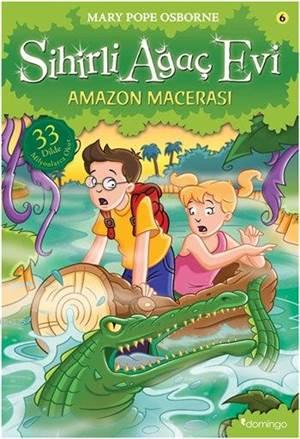 Sihirli Ağaç Evi <br/>6; Amazon Mac ...