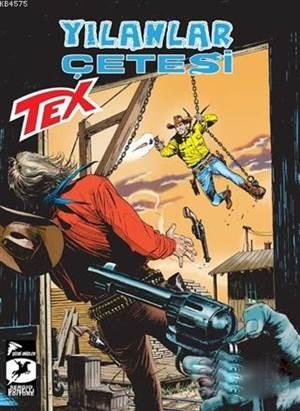 Tex Yeni Seri 34: Yılanlar Çetesi - Sacramento Sokaklarında