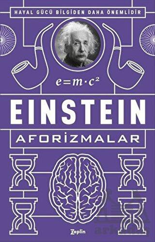 Einstein - Aforizmalar