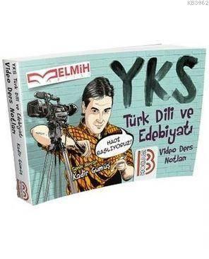 2018 YKS Türk Dili Ve Edebiyatı Video Ders Notları