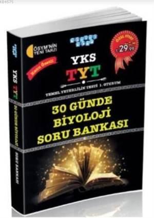 YKS TYT 30 Günde Biyoloji Soru Bankası