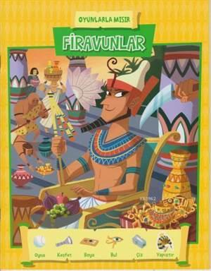 Firavunlar - Oyunlarla Mısır