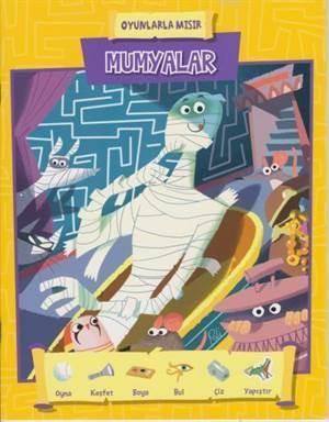 Mumyalar - Oyunlarla Mısır